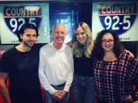 Haley & Michaels Continue Radio Tour