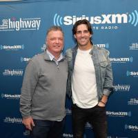 Jake Owen Hangs With SiriusXM
