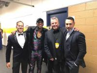 Jimmie Allen Hangs With BBRMG Family During 'CMA Awards'