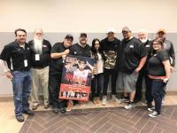 Kane Brown Hangs With WTGE/Baton Rouge