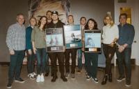 Kane Brown Celebrates RIAA Certifications
