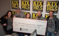 KIXQ/Joplin, MO Raises Money For St. Jude