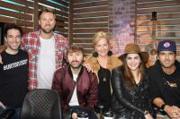 Lady Antebellum Visits 'Ty, Kelly & Chuck'