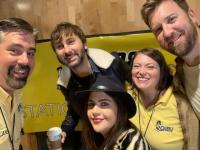Lady Antebellum Catches Up With WYCT/Pensacola