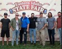 Old Dominion Perform At Eastern Idaho State Fair