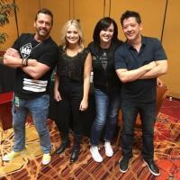 Rachel Wammack Celebrates First-Ever 'ACM Awards'