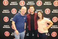 Scotty McCreery Hangs With KIIM/Tucson