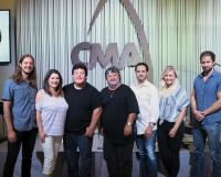 Shenandoah Performs For CMA Staff