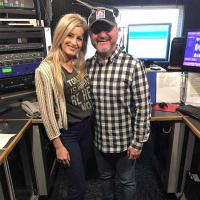 Stephanie Quayle Visits WGSQ/Cookeville