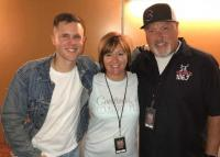 Trent Harmon Catches Up With KWBL/Denver