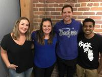 Walker Hayes Hangs With 'The Big Time With Whitney Allen' Crew
