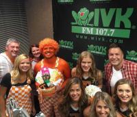 WIVK/Knoxville Celebrates Football Season