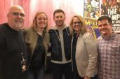 Scotty McCreery Visits WKKT/Charlotte