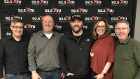 Chris Young Stops By WXTU/Philadelphia