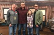 Blake Shelton Kicks Off 'Friends & Heroes' Tour In Home State