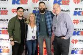 Jordan Davis Visits KEEY/Minneapolis