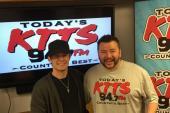 Tucker Beathard Continues On Radio Tour