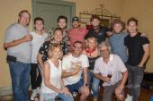 Aaron Watson And King Calaway 'Wine' Down