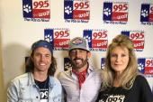 Aaron Watson Plays Off The Rails In Dallas