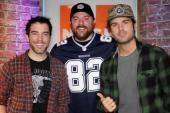 Chris Young Visits With 'The Ty Bentli Show'