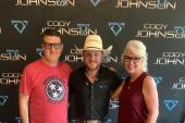 Cody Johnson Checks In With iHeartMedia WMZQ/Washington, DC