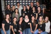 Kip Moore Poses With WCTK/Providence