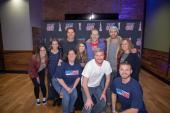 Walker Hayes, Tenille Townes, Ryan Hurd Perform For WDQR/Raleigh