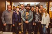 Zac Brown Band Celebrates With New Team