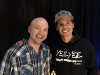 Granger Smith Catches Up With KBEQ/Kansas City