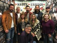 Old Dominion Hangs With Radio On 'Make It Sweet Tour'