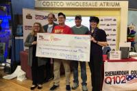 WUSQ/Winchester, VA Celebrates 7th Annual Radiothon