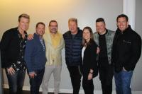 Rascal Flatts Stops By WNSH/New York