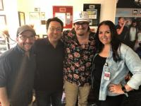 HARDY Visits KKBQ/Houston On Radio Tour