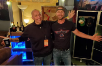 Dierks Bentley 'Gaines' A Fan In Atlanta