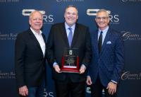 Bill Mayne Honored With 2019 CRB President's Award