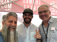 Thomas Rhett Celebrates Summer With WMIL/Milwaukee