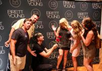 Brett Young Remembers Being A 'Bachelor'