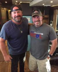 Lee Brice Brings 'Rumor' To WCOL/Columbus, OH