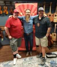 Dylan Jakobsen Makes 103rd Stop On Radio Tour