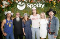 Midland Brunches With Spotify