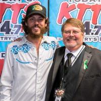 Chris Janson Catches Up With KTTS/Springfield, MO's Tom Oakes