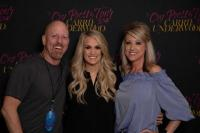 Carrie Underwood Puts 'Horns Up' With KUPL/Portland