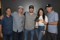Jason Aldean Feels The Love From iHeart Media