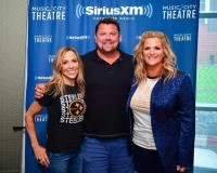 Storme Warren Is Joined By Trisha Yearwood And Sheryl Crow