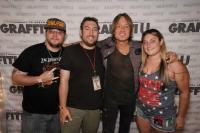 Keith Urban Treats WRWD/Poughkeepsie, NY To A 'Taste Of Country'
