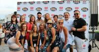 Dylan Scott Visits Home For Rooftop Show