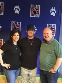 Tucker Beathard Stops By KWJJ/Portland