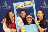 WWMX Baltimore Johns Hopkins Radiothon