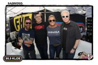 KLOS Rocks With The Offspring At Sabroso Festival