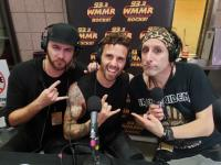 The Raven Age Hangs With WMMR/Philadelphia